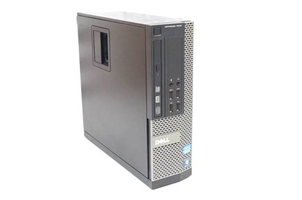 DELL 7010 SFF i3-3220 4GB 240GB SSD WIN 10 HOME