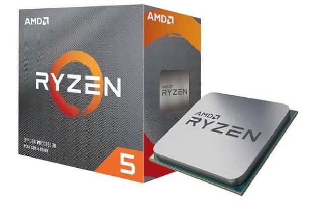 AMD Ryzen 5 3600 SIX CORE 6x3.6GHz LGA2011 65W