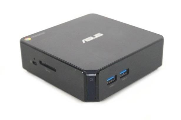 ASUS Chromebox i7-4600U 2x2.1GHz 8GB 16GB ChromeOS
