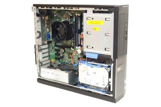 DELL 3010 DT i3-3240 8GB 120GB SSD WIN 10 HOME