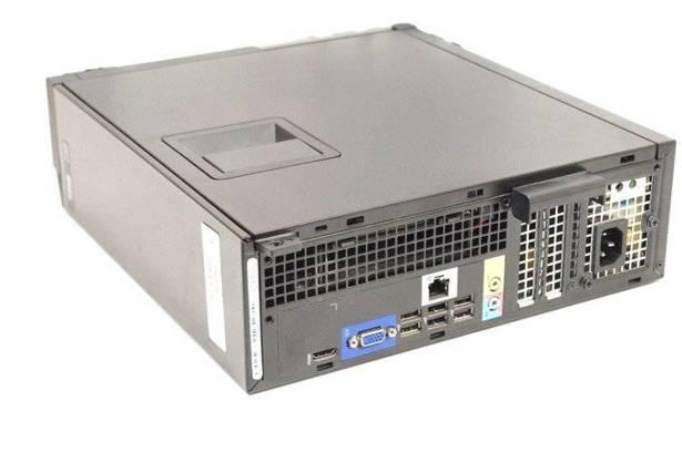 DELL 3010 SFF i5-3470 8GB 240GB SSD WIN 10 HOME