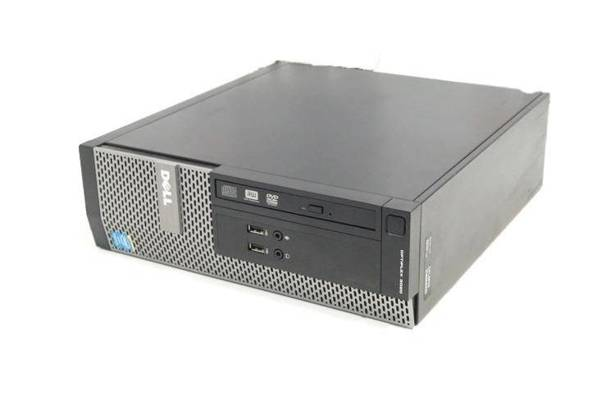 DELL 3020 SFF i5-4570 8GB 240GB SSD WIN 10 HOME
