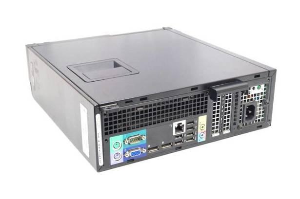 DELL 7010 SFF i3-3220 4GB 240GB SSD