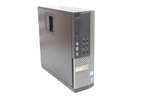 DELL 7010 SFF i5-3470 4GB 480GB SSD