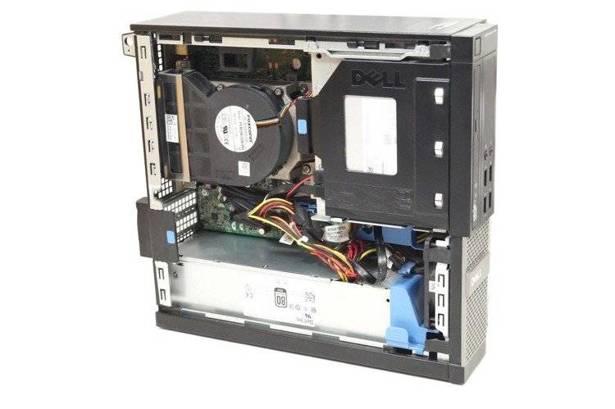DELL 790 SFF i3-2100 4GB 250GB WIN 10 HOME