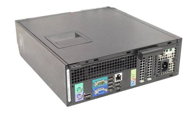 DELL 790 SFF i3-2100 4GB 480GB SSD