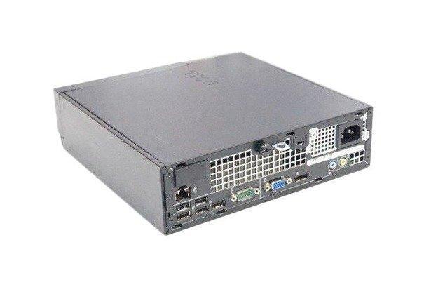 DELL 790 USFF i5-2400s 8GB 120GB SSD WIN 10 HOME