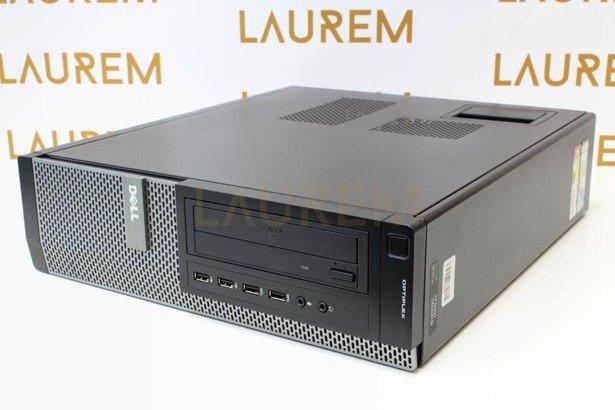 DELL 9010 DT i3-3220 4GB 120GB SSD WIN 10 HOME