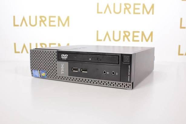 DELL 9010 USFF i5-3470s 8GB 120GB SSD WIN 10 HOME