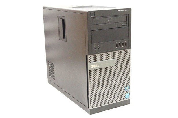 DELL 9020 TW i7-4770 16GB 240GB SSD WIN 10 HOME + GTX 1050 Ti
