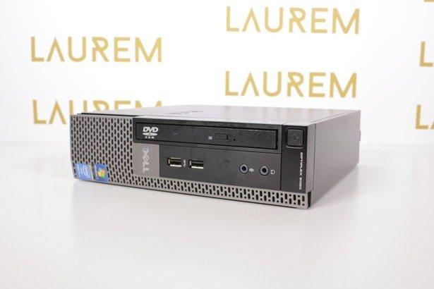 DELL 9020 USFF i3-4130 8GB 240GB SSD WIN 10 HOME