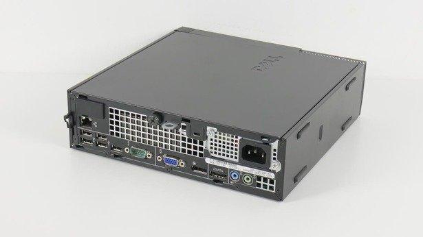 DELL 990 USFF i5-2400s 4GB 120GB SSD WIN 10 HOME