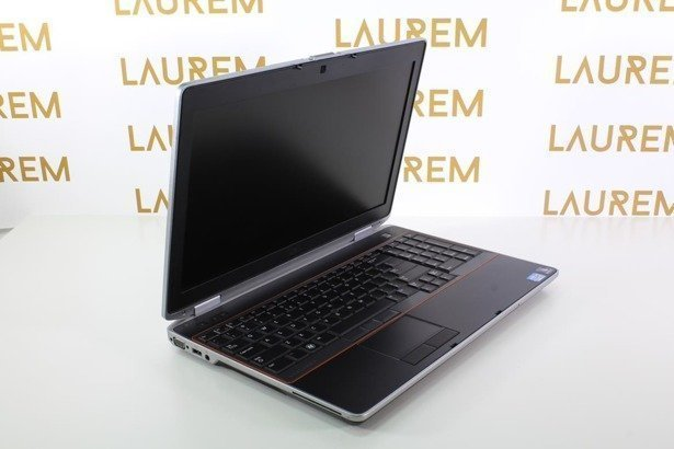 DELL E6520 i5-2520M 4GB 240GB SSD