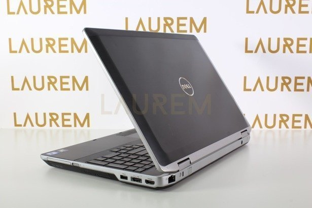 DELL E6530 i5-3320M 4GB 240GB SSD FHD WIN 10 PRO