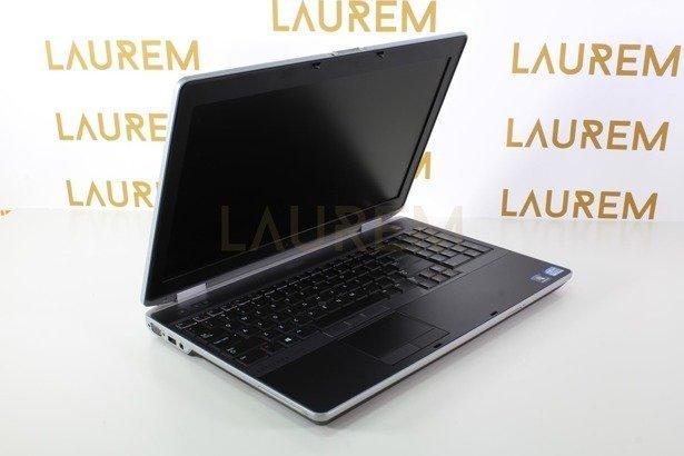 DELL E6530 i5-3320M 8GB 120GB SSD FHD WIN 10 HOME