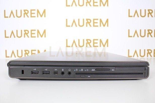 DELL M4700 i7-3840QM 16GB 500GB K2000M FHD W10PRO