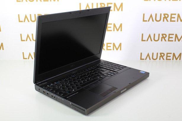 DELL M4800 i7-4900MQ 16 240SSD K2100M QHD+ W10PRO