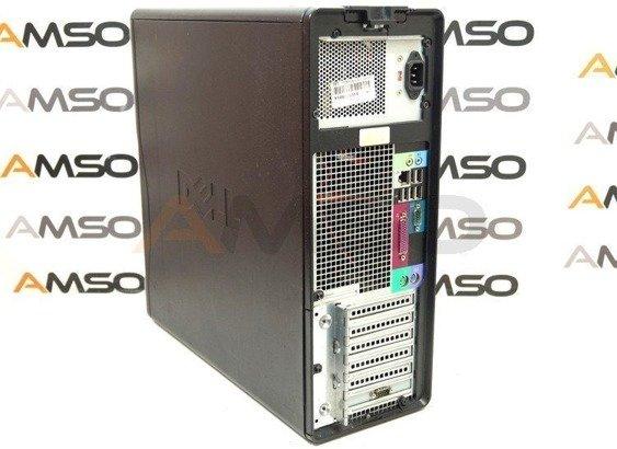 DELL Precision T3400 E8400 2x3.0GHz 4GB 500GB DVD NVS Windows 10 Home PL