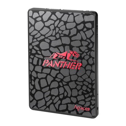 "DYSK SSD APACER PANTHER AS350 512GB 2,5"" TLC"