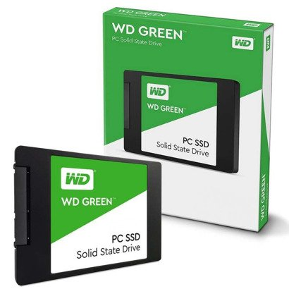 "DYSK SSD WD GREEN 2,5"" 240GB"