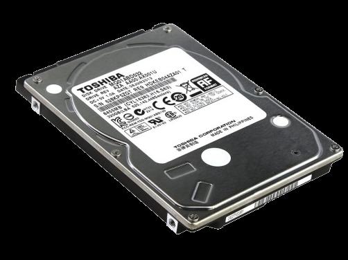 "DYSK TWARDY TOSHIBA SATA 2,5"" 320GB 7200RPM"