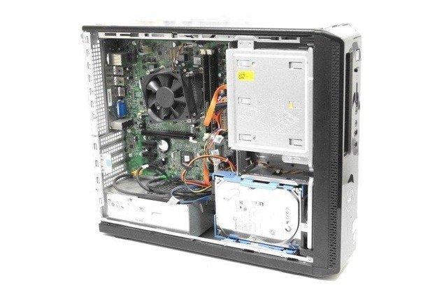 Dell 260s SFF i3-2100 4GB 500GB WIN 10 HOME