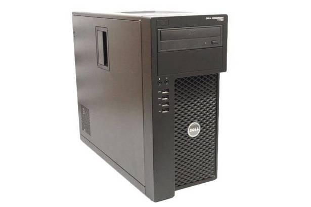 Dell Precision T1700 E3-1220v3 3.1GHz 16GB 1TB +480SSD DVD NVS Windows 10 Professional PL