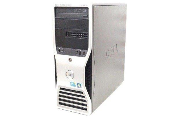 Dell Precision T3500 XEON W3503 2x2.4GHz 8GB 500GB NVS DVD Windows 10 Home PL