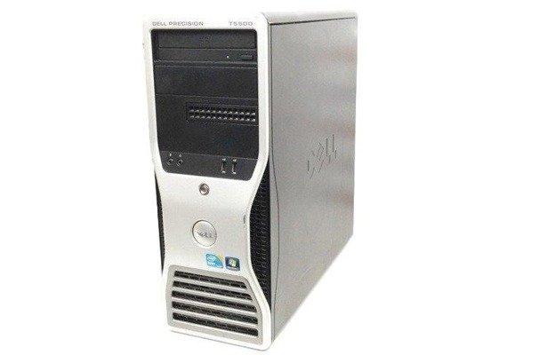 Dell Precision T5500 E5504 4x2.0GHz 8GB 500GB DVD NVS Windows 10 Professional PL