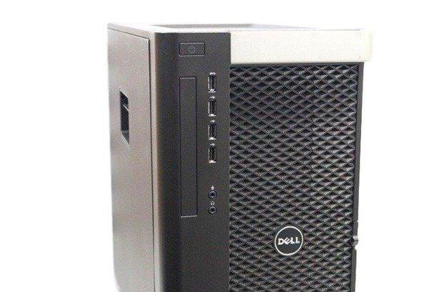 Dell Precision T7600 E5-2687W 8x3.1GHz 32GB 240GB SSD NVS Windows 10 Home PL