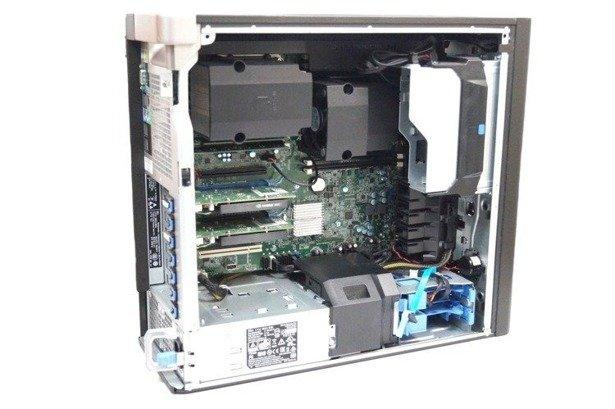 Dell Precision T7810 2x E5-2609v3 6x1.9GHz 32GB 240GB SSD NVS