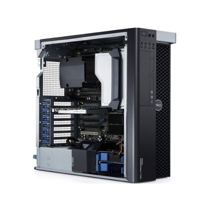 Dell T3600 E5-1620 16GB 240GB SSD NVS WIN 10 PRO