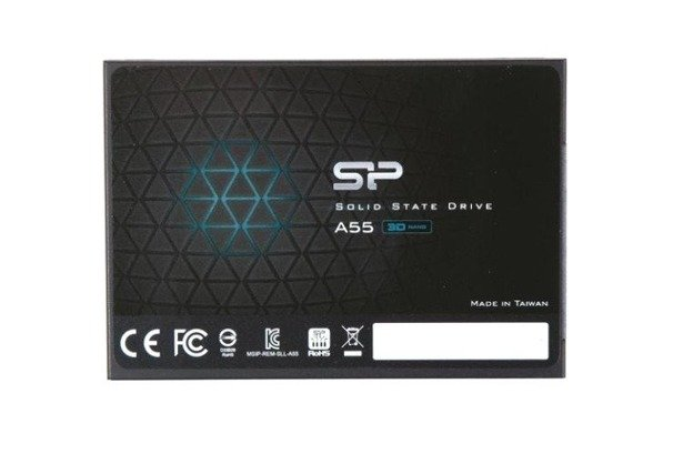 Dysk Silicon Power 256GB 2,5'' SSD A55 560/530MB