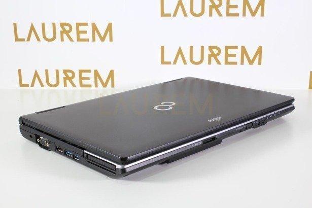 FUJITSU E752 i5-3230M 16GB 120GB SSD WIN10 PRO HD+