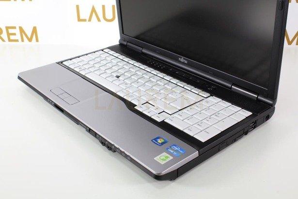 FUJITSU E752 i7-3540M 16GB HD+ brak dysku
