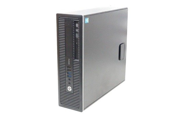 HP 600 G1 SFF i5-4570 8GB 120GB SSD WIN 10 HOME
