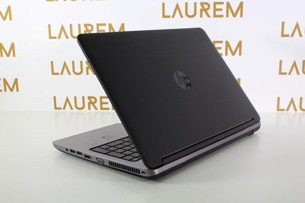 HP 650 G1 i5-4200M 4GB 120GB SSD FHD