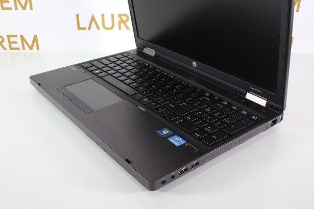 HP 6570b i3-2370M 8GB 120GB SSD WIN 10 PRO
