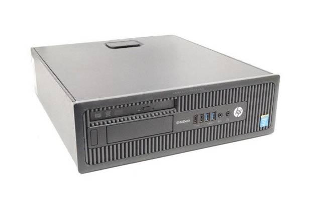 HP 800 G1 SFF G3220 8GB 240GB SSD WIN 10 HOME