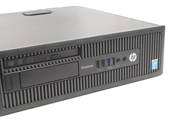 HP 800 G1 SFF i5-4570 8GB 240GB SSD WIN 10 HOME