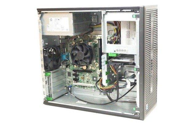 HP 800 G1 TW i5-4570 8GB 120GB SSD WIN 10 HOME