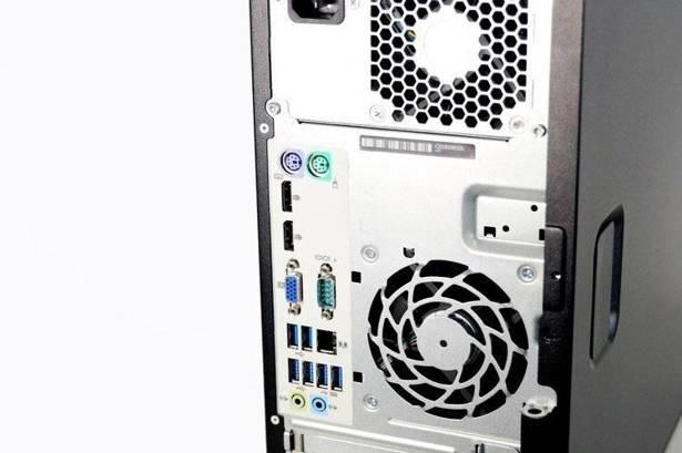 HP 800 G2 TW i7-6700 8GB 240GB SSD WIN 10 HOME