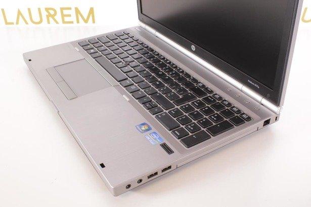 HP 8560P i5-2520M 4GB 120GB SSD HD+ WIN 10 HOME