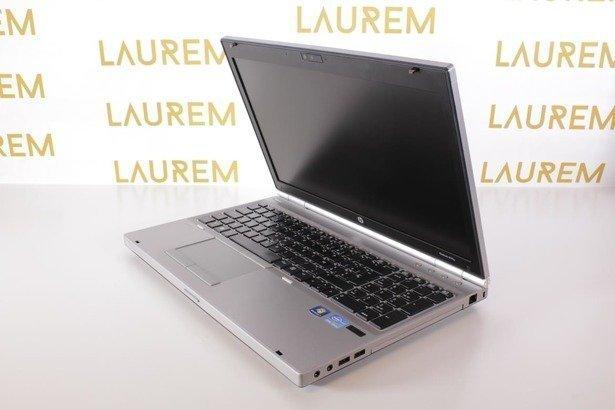 HP 8570p i5-3320M 8GB 120GB SSD HD+ WIN 10 HOME