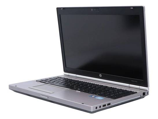 HP 8570p i5-3320M 8GB 240GB SSD FHD WIN 10 HOME