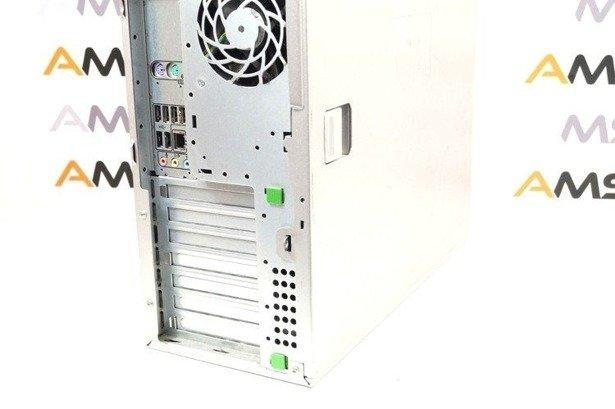HP WorkStation Z400 W3520 4x2.66GHz 12GB 120GB SSD DVD NVS Windows 10 Home PL