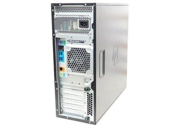HP WorkStation Z440 E5-1620v3 4x3.5GHz 16GB 240GB SSD NVS Windows 10 Professional PL U1