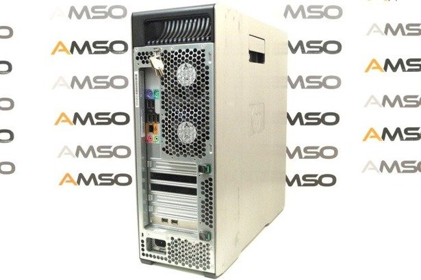 HP WorkStation Z600 E5620 4x2.4GHz 16GB 240GB SSD NVS DVD