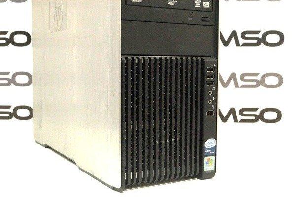 HP WorkStation Z600 E5620 4x2.4GHz 16GB 480GB SSD NVS DVD Windows 10 Home PL