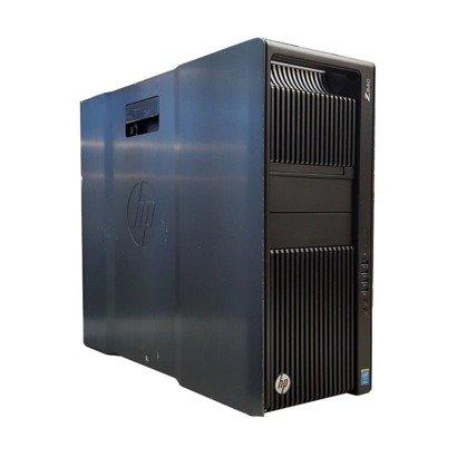 HP Z840 2XE5-2637V3 64GB 480GB SSD NVS WIN 10 PRO